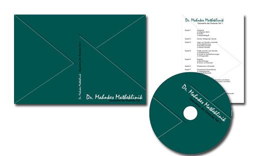 Matheklinik (CD Cover/Umschlag)