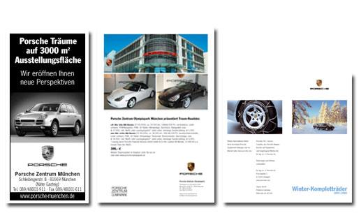 Porsche (Anzeigen)
