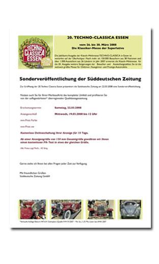 Techno-Classica Essen (SZ Special)