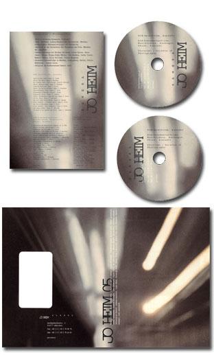 Jo Heim (CD Cover/Umschlag)