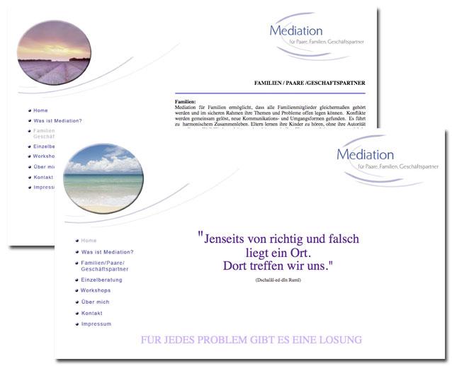 Mediation (Webseite)