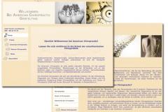 American Chriopractic (Webseite)