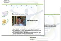 Arztpraxis (Webseite)